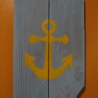 Anchor pallet art