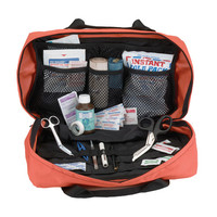 Orange E.M.S. Trauma Bag Rothco 2344