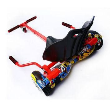 DCKL9 High quality Hoverboard Go Kart Conversion Kit for All size Hoverboards All Ages Self