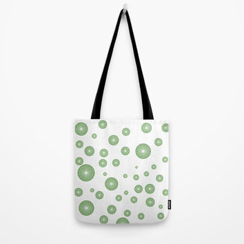 forever Tote Bag by netzauge