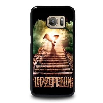 LED ZEPPELIN STAIRWAY TO HEAVEN Samsung Galaxy S7 Case Cover