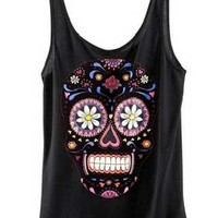 vest render skeleton color printing cultivate one's morality from shopgirl8