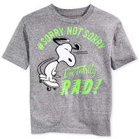 Epic Threads Boys' Snoopy Tee