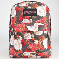 Jansport Black Label Superbreak Backpack Multi Photo Floral One Size For Men 23724995701
