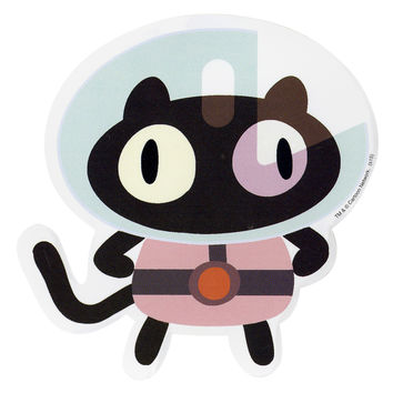 Steven Universe Cookie Cat Space Sticker
