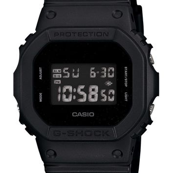 Monochrome G-Shock Black and White Watch by Casio
