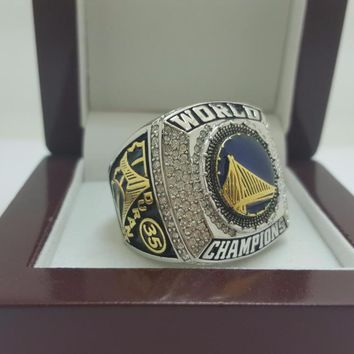Golden State Warriors 2017 Basketball Championship Ring 7-15 Size Fantasy ring