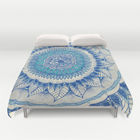 Enlightenment Duvet Cover by Rskinner1122