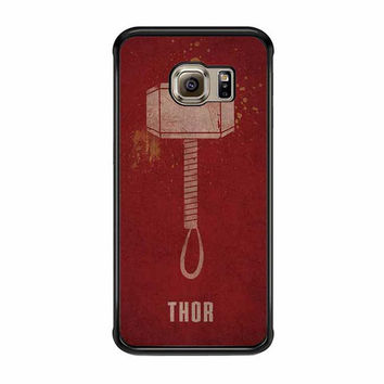 thor tunder hammer samsung galaxy s6 s6 edge s3 s4 s5 cases