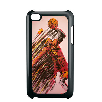 Lebron James Cleveland iPod Touch 4 iPod Touch 5 iPod Touch 6 Case