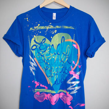Marina & the Diamonds - Lonely Hearts Club T-Shirt (M)
