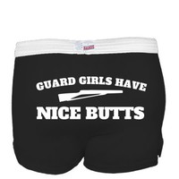 Guard Girls Nice Butts: Mom Means Business