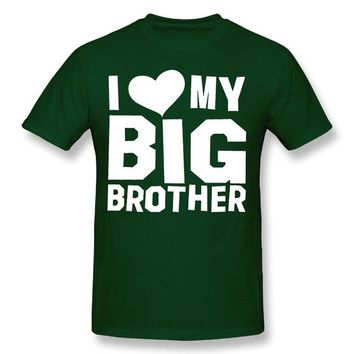 I Love My Big Brother - Siblings' T-shirt