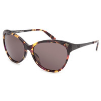 Ivi Daggerwing Sunglasses Vintage Tortoise/Grey One Size For Women 20456540101