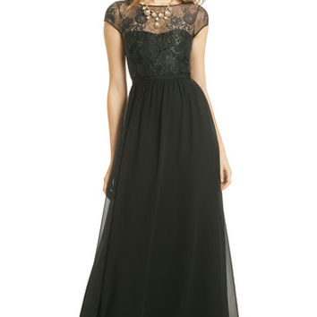 ERIN by erin fetherston Such An Illusion Gown