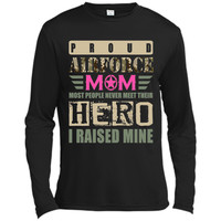 Proud Air Force Mom T Shirt  for Mother's Day  - mother's day