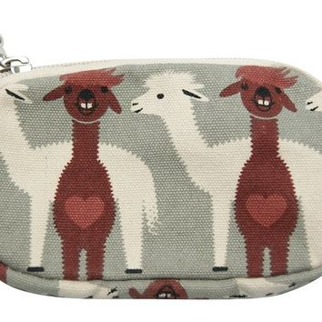 Bungalow 360 Clutch Purse (Alpaca)