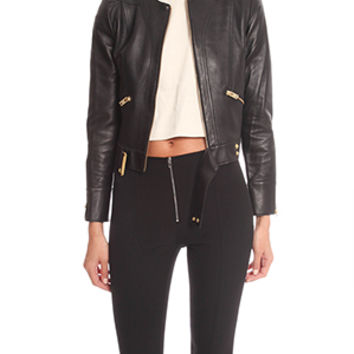 IRO Broome Leather Jacket