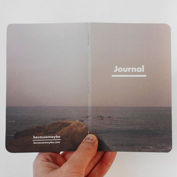 Horizon Pocket Journal Notebook