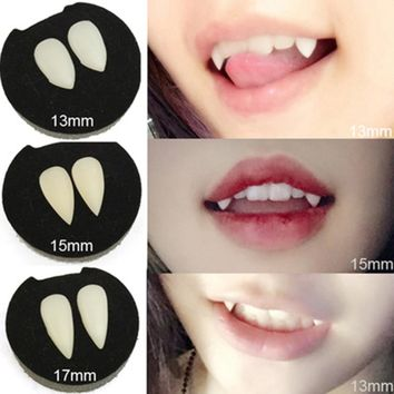 Halloween Decoration Horrific Fun Clown Dress Vampire Teeth Halloween Party Dentures Props Vampire Zombie Devil Fangs Teeth