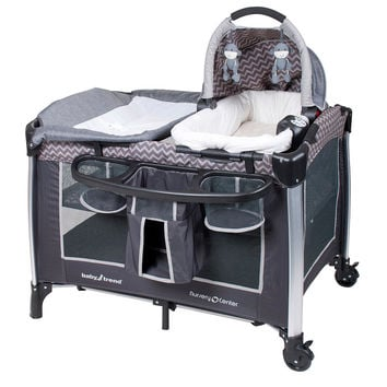 Baby Trend Go Lite Elx Nursery Center From Toysrus