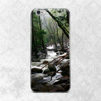 Forest iPhone 7 Case, Nature iPhone Cover, Yosemite iPhone 6 Plus Case, California iPhone Case, Dreamy Phone Case, Yosemite,Beautiful iPhone