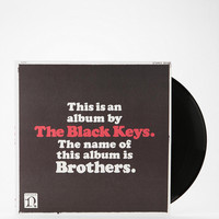 The Black Keys - Brothers 2xLP and CD