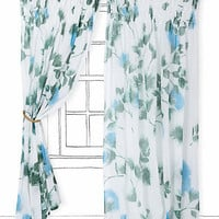 Ink Garden Curtain