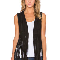 LaMarque Sonia Vest in Black
