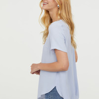 H&M Crêped Top $14.99