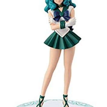 "Banpresto Sailor Moon 6.3"" Sailor Neptune Figure"