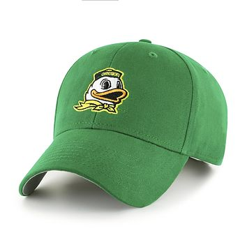 Oregon Ducks All Season Velcro Adjustable Hat