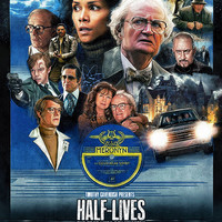 """Alternative Movie Posters: """"Half Lives"""" by Paul Shipper"""