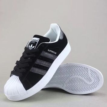 Adidas Superstar Fashion Casual Low-Top Old Skool Shoes-3