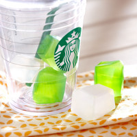 Starbucks® Cold-to-Go Ice Cubes