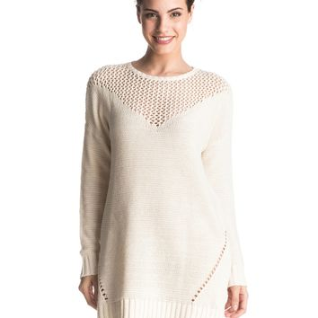Borrowed Time Sweater Dress 889351488121 | Roxy