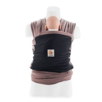 Ergobaby™ Wrap Baby Carrier in Clay