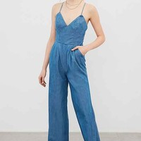 Lovers & Friends Cyprus Denim Jumpsuit
