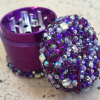 GRINDER -- MINIS Collection -- Purple Explosion