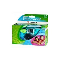 Fujifilm QUICKSNAP-WATER One-Time-Use Underwater 35mm Camera - Walmart.com