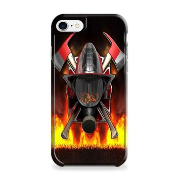Firefighter (logo red flames) iPhone 6 | iPhone 6S Case