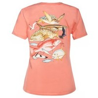 Academy - Guy Harvey Women's Gulf Red Snapper T-shirt
