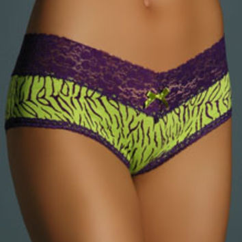 Pretty Purple Panties For Men | He Wears Panties