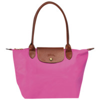 Small tote bag - Le Pliage - Handbags - Longchamp - Bubblegum pink - Longchamp United-States