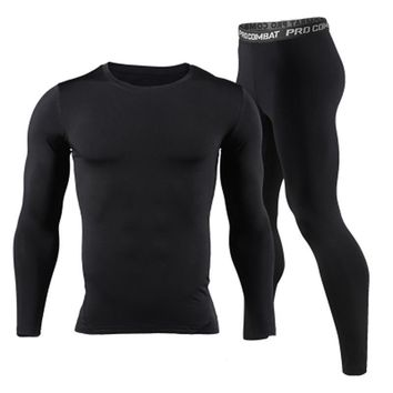 Men's Quick Dry Anti-Microbial Thermal Underwear