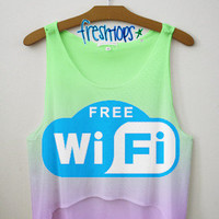 Filthy Teens Crop Top | fresh-tops.com