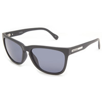 Madson Of America L.A.X. Sunglasses Black Matte/Grey One Size For Men 23157718201