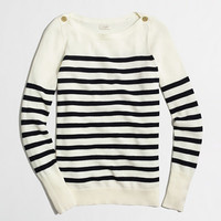 FACTORY SAILOR SWEATER IN STRIPE