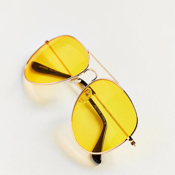 Vintage Deadstock Aviator Sunglasses | Urban Outfitters