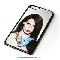 Lana Del Rey Sweet Design for iPhone and iPod Touch Case